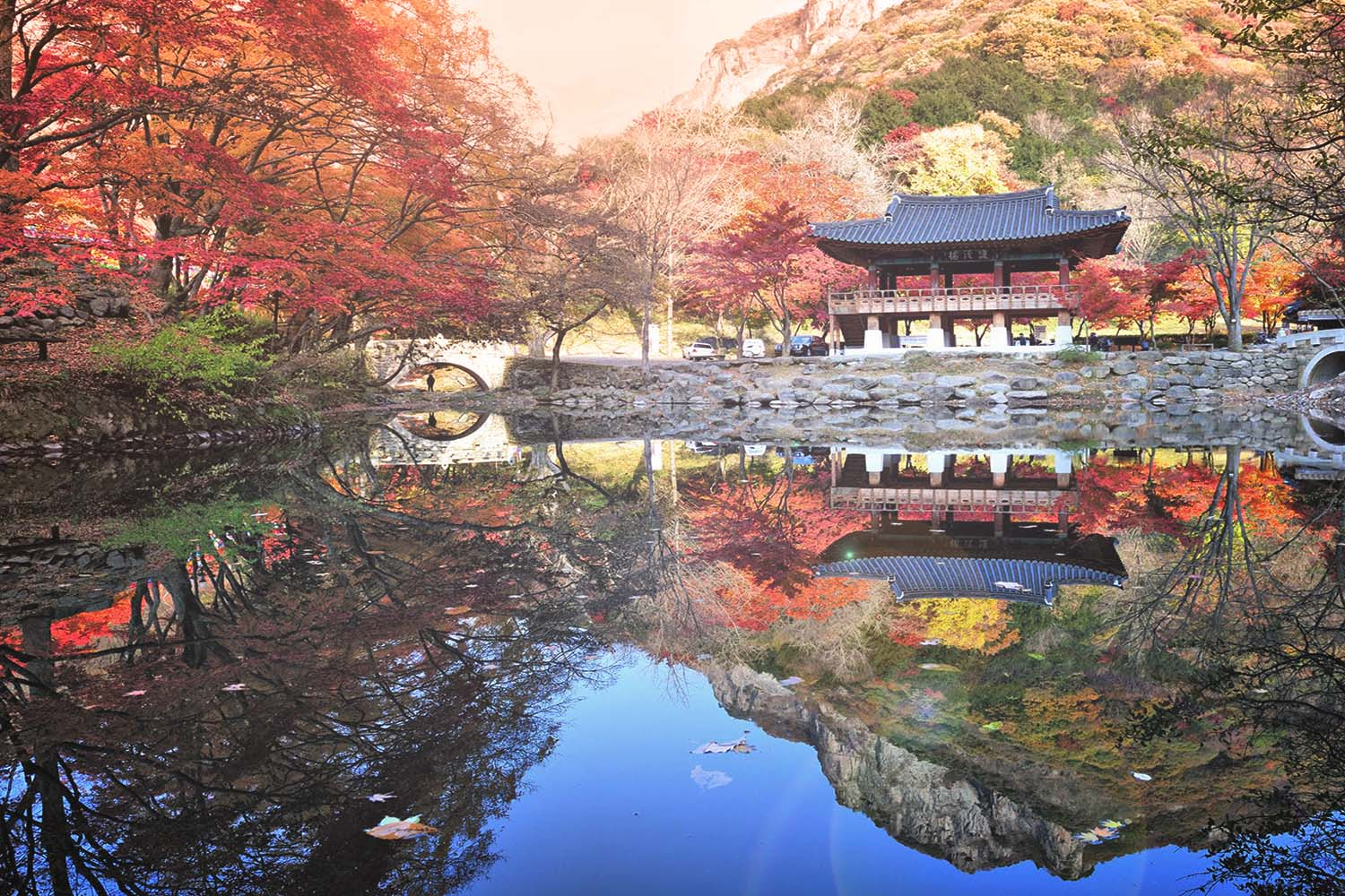 Korea Fall Season Tour - NAEJANGSAN 01