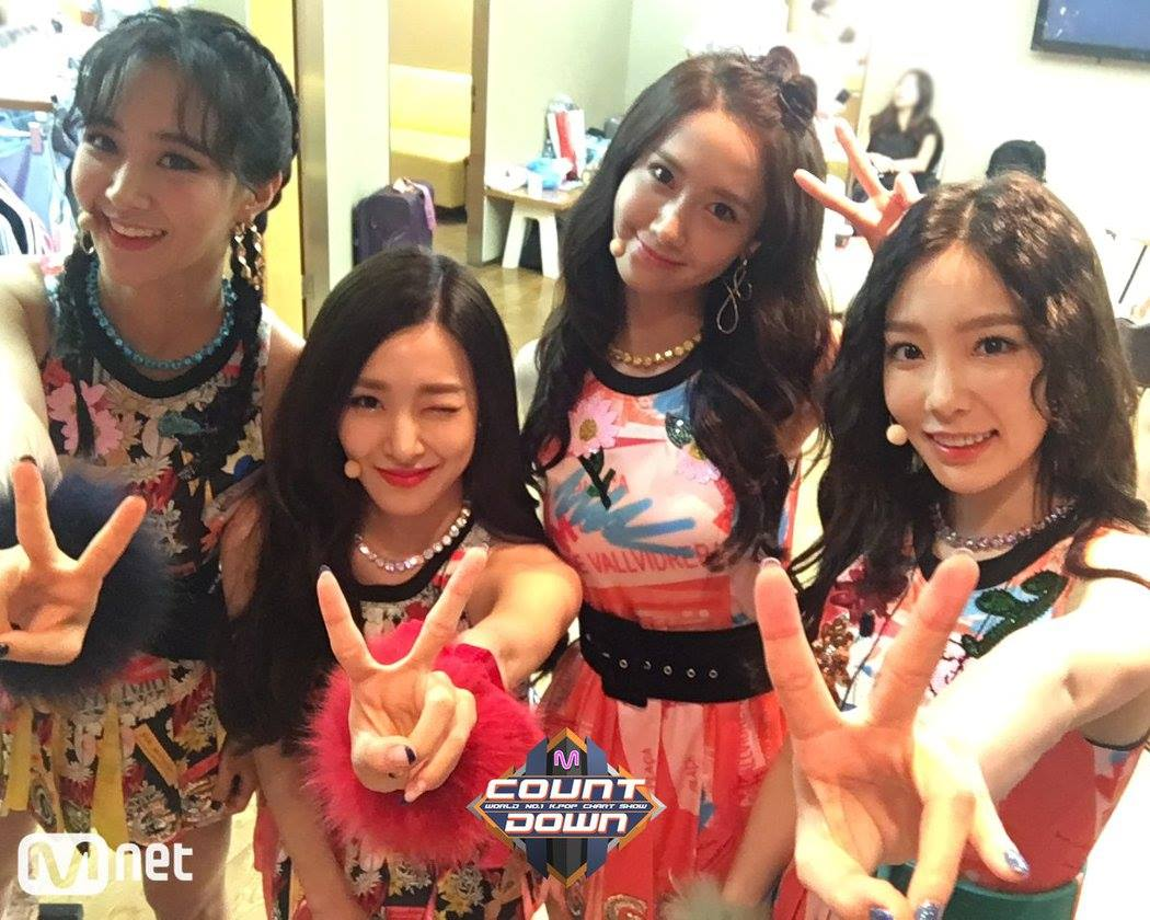 Mcountdown behind photo