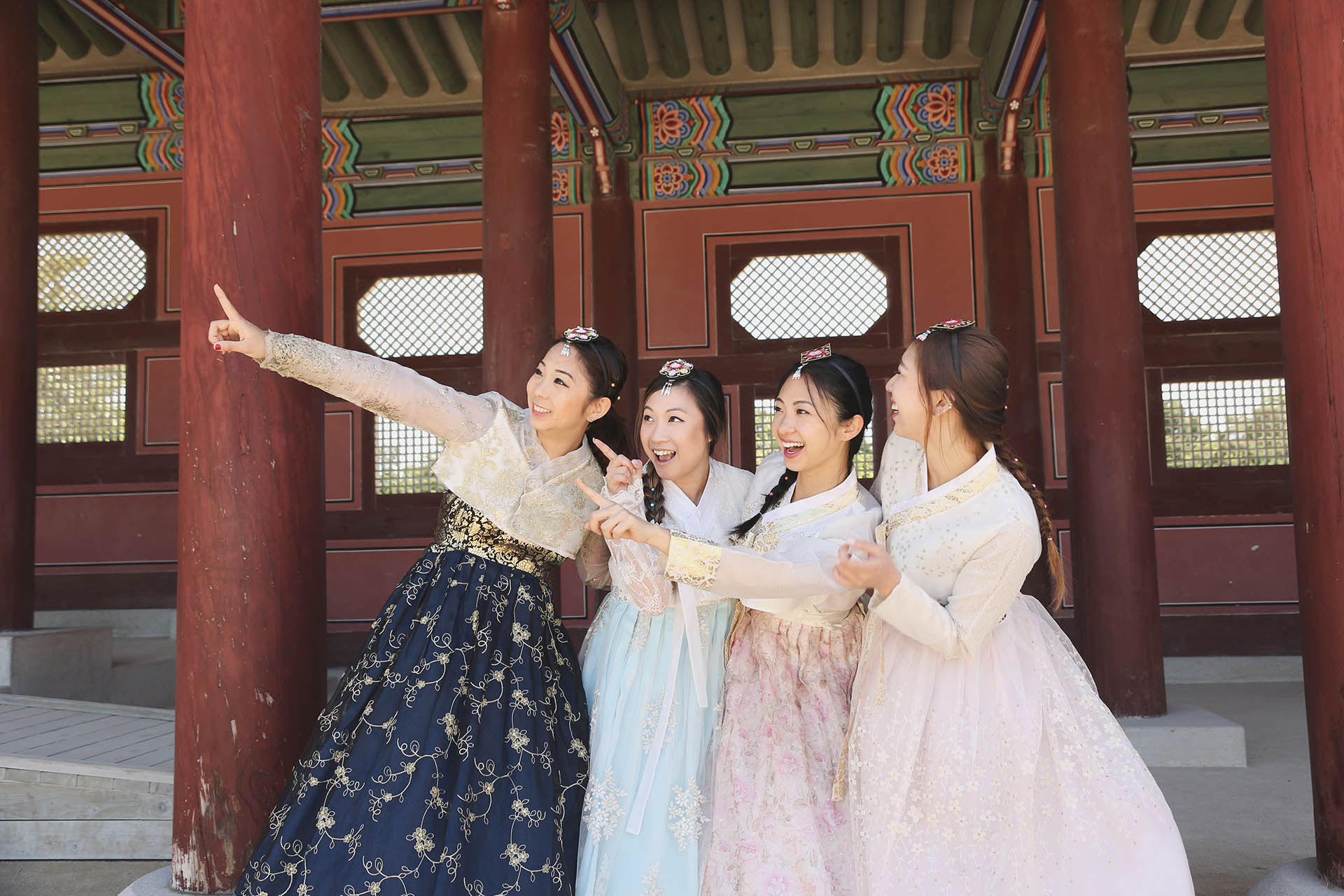 Hanbok Rental