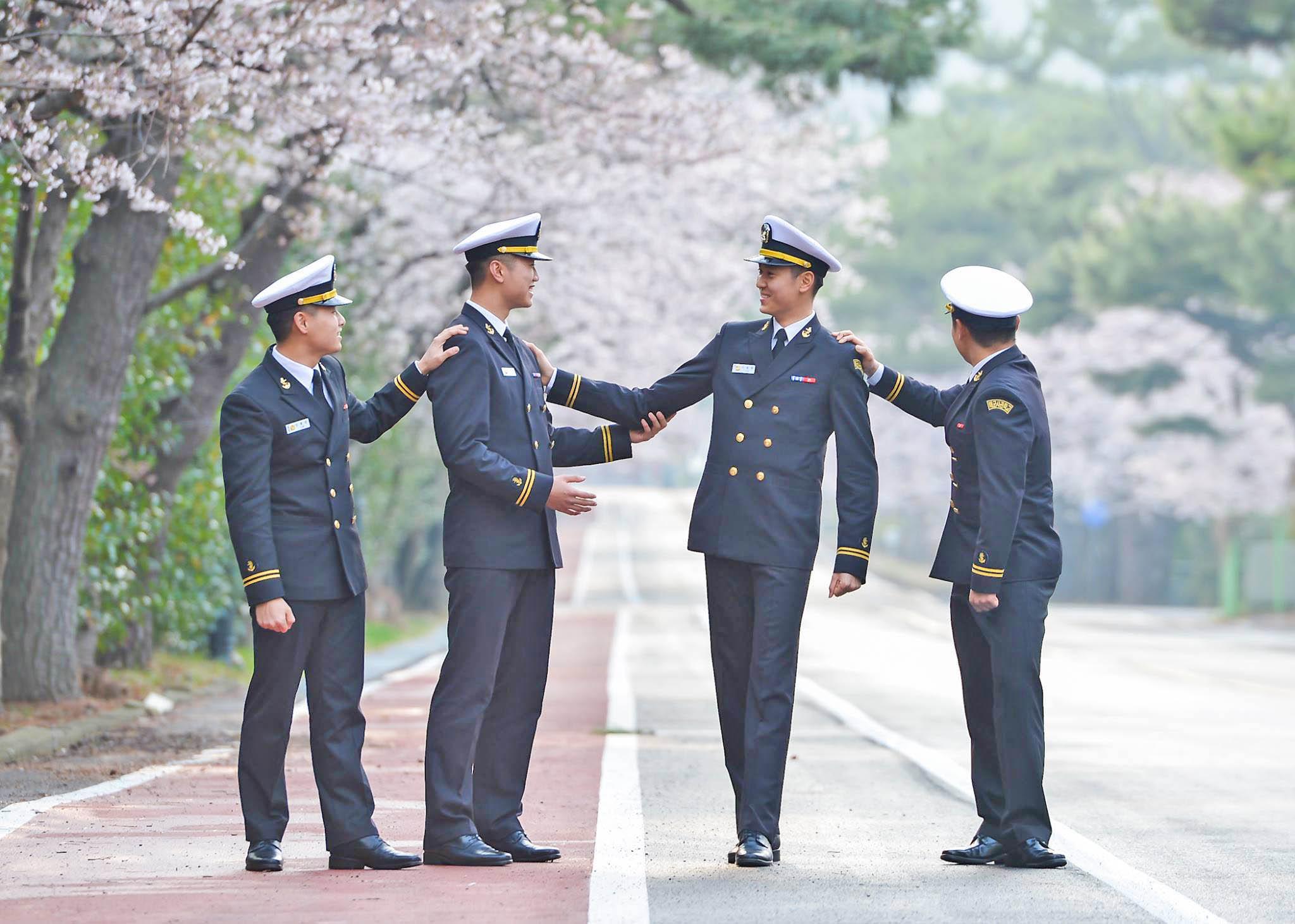 Jinhae Cherry Blossom Festival + Naval academy