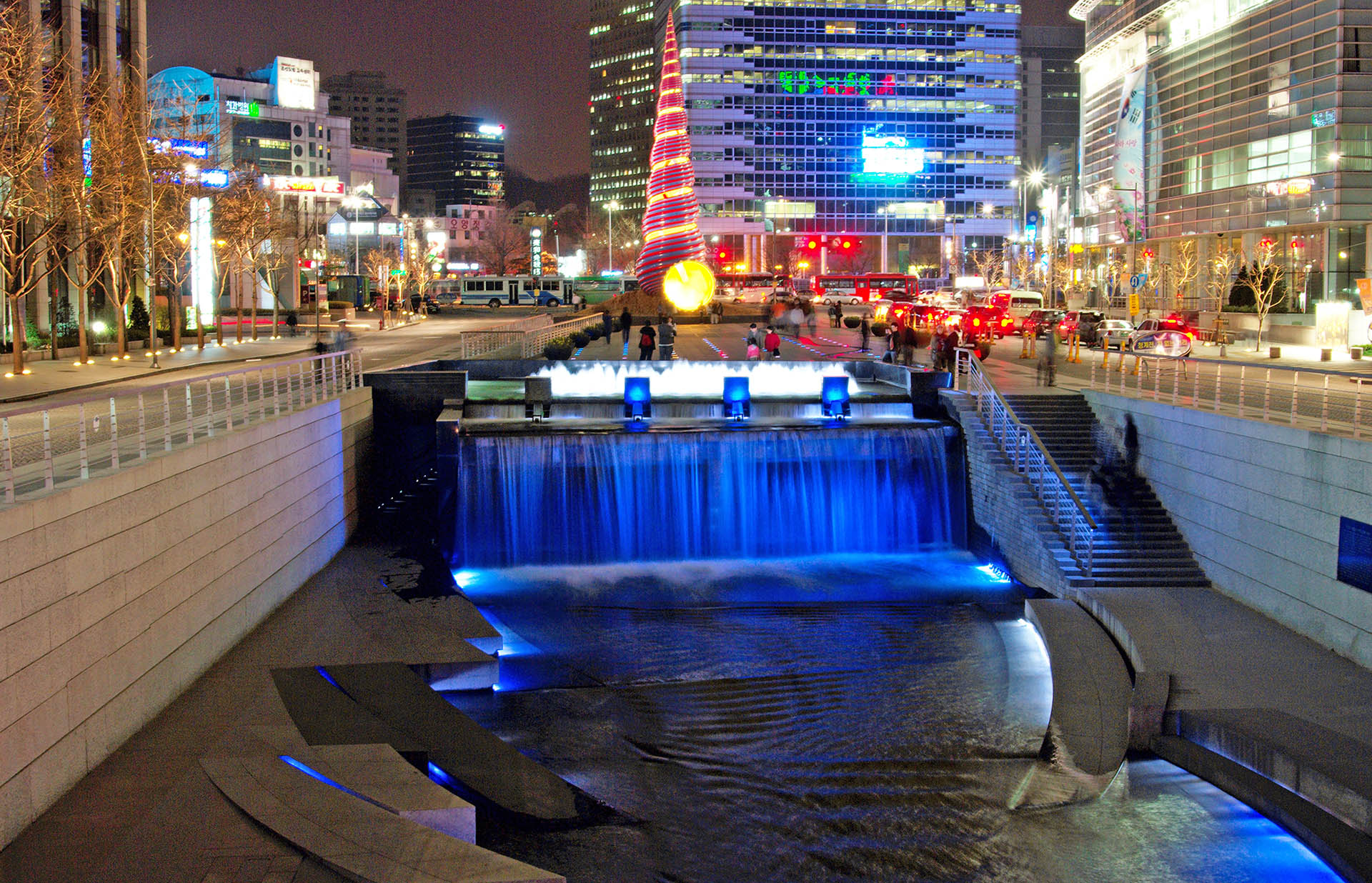 Cheonggyecheon Night Hikig Tour_02