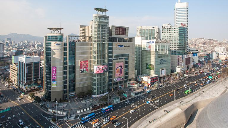 Seoul DDP