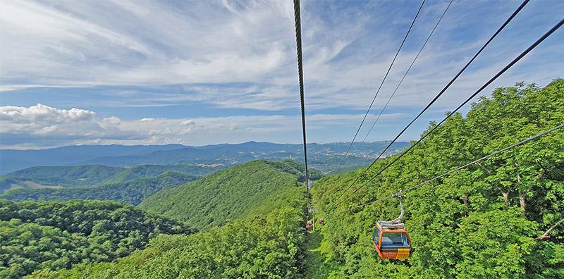 pyeongchang cable car
