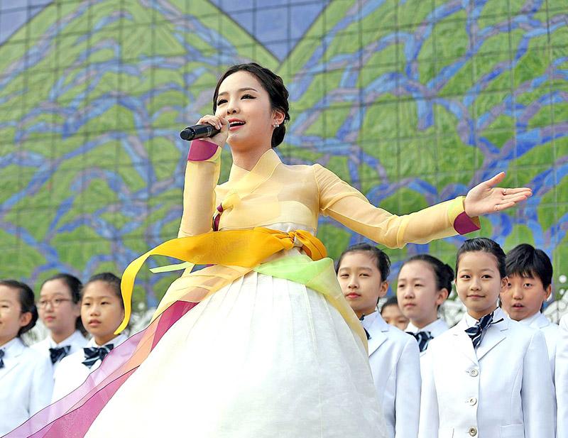 song so hee pyeongchang concert