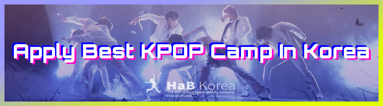 apply the best kpop camp in south korea